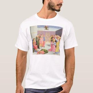 T-shirt St Peter et Simon Magus, XVème siècle