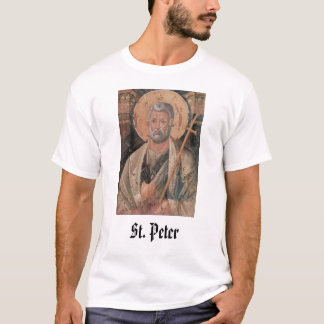 T-shirt St Peter, St Peter