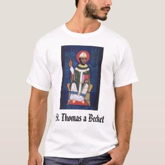 T-shirt St Thomas Becket, St Thomas Becket