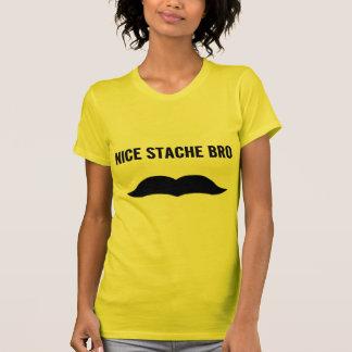 T-shirt Stache gentil Bro