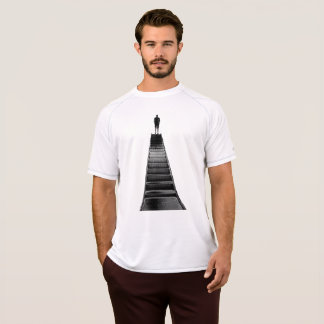 T-shirt Stairway to heaven Black