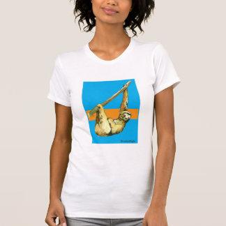 T-shirt Stanley la paresse - bleu léger