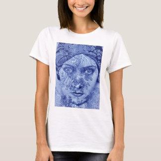 T-shirt star de cinéma des années 1920 Gloria Swanson dans