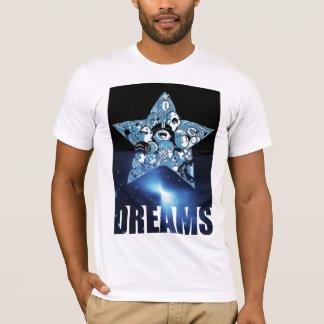 T-shirt STAR dreams 2