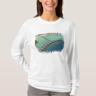 T-shirt Station de vacances de lagune de Likuliku, île de