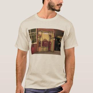 T-shirt Station service nostalgique