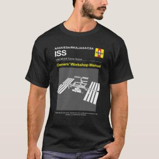 T-shirt Station Spatiale Internationale