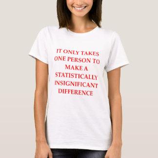 T-SHIRT STATISTIQUE