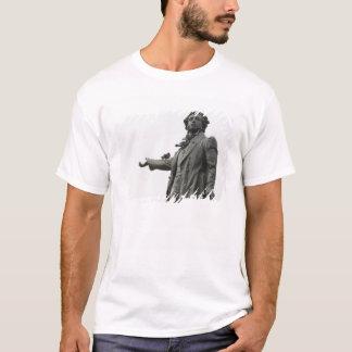T-shirt Statue d'Alexandre Pushkin, St Petersbourg