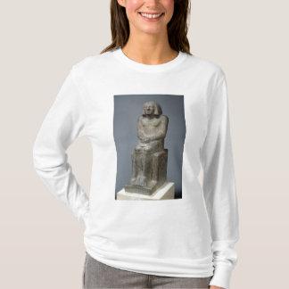 T-shirt Statue d'Ankh, prêtre de Horus, pe dynastique tôt