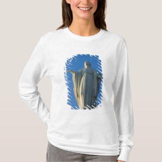 T-shirt statue de 118 pieds de Vierge Marie sur San