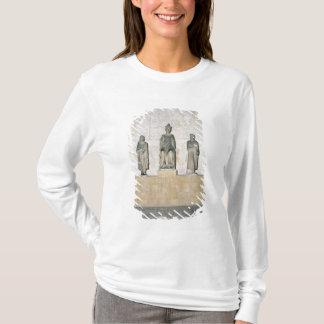 T-shirt Statue de Henry VII, empereur romain saint