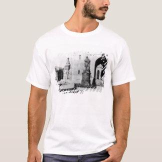 T-shirt Statue de Johann Sebastian Bach