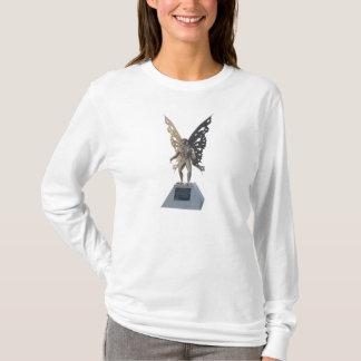 T-shirt Statue de Mothman de point la Virginie Occidentale