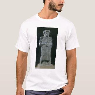 T-shirt Statue de prince Gudea, c.2150 AVANT JÉSUS CHRIST