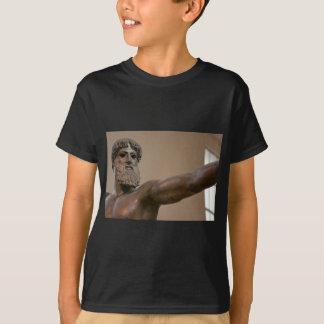 T-shirt Statue en bronze de Zeus à Athènes Grèce