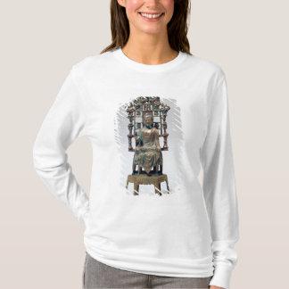 T-shirt Statuette de Bouddha dans la méditation, Tang