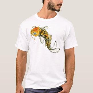 T-shirt Steampunk Koi