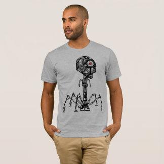 T-shirt Steampunk_Phage dans la couleur vivante