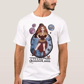 T-shirt Steampunk - SteamGirl - par StardustSteampunk™
