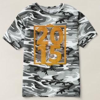 T-shirt Steampunk vintage 2015