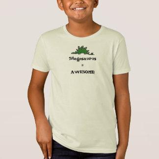 T-Shirt Stegosaurus=AWESOME !