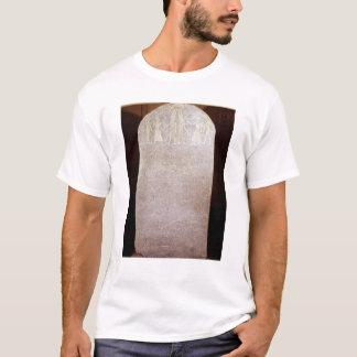T-shirt Stela de victoire de Merenptah connu sous le nom