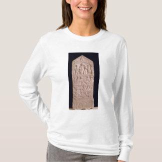 T-shirt Stela votif consacré à Sature