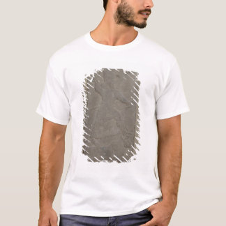 T-shirt Stele dépeignant le tempête-dieu Adad