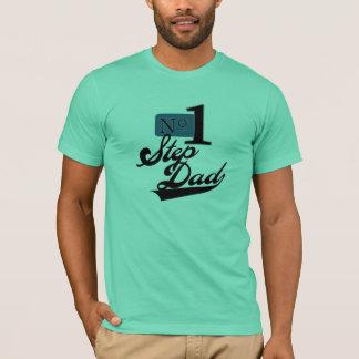T-shirt StepDad du numéro un
