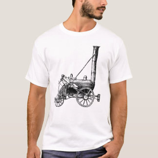 T-shirt Stephenson Rocket