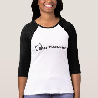 T-shirt Stérilisez le raglan de Worcester