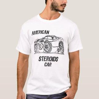T-shirt Stéroïdes américains