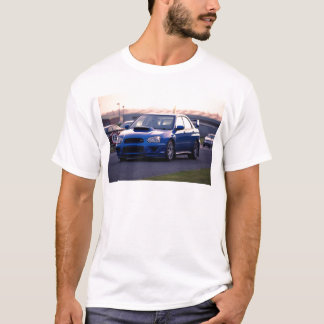 T-shirt STi de Subaru Impreza WRX