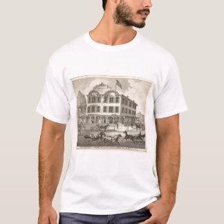 T-shirt Stockez la propriété de Wainright et d'Errickson