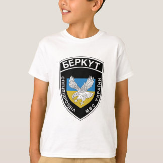 T-shirt Stofmarker BERKUT Ukraine de SPETSNAZ