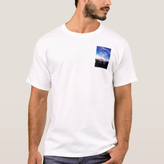 T-shirt Stonehenge à l'aube