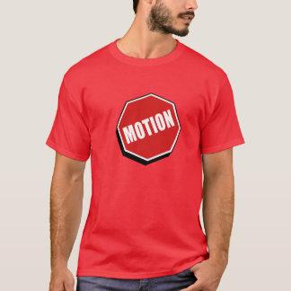 T-shirt Stop Motion Montreal Logo & Website