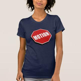 T-shirt Stop Motion Montreal Logo - Women