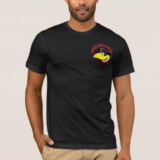 T-shirt Stoppez votre crowin'…