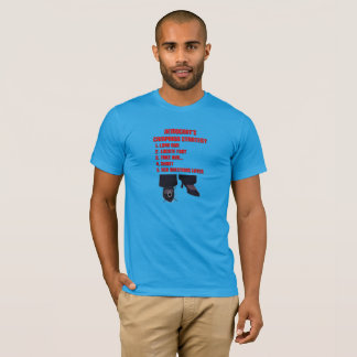 T-shirt Stratégie de la campagne de Démocrate - MBL-2