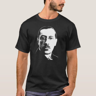 T-shirt Stravinsky