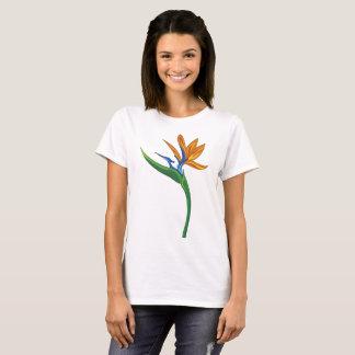 T-shirt Strelitzia de fleur