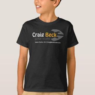 T-shirt Studio de guitare de la pièce en t | Craig Beck de