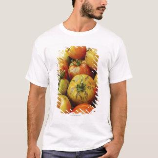 T-shirt Studio tiré des tomates d'héritage
