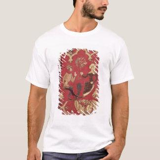 T-shirt Stumpwork dépeignant Tristan et Isolde