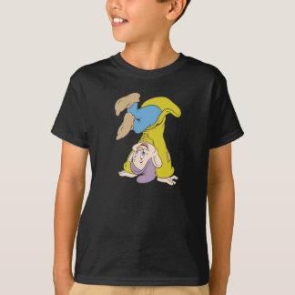 T-shirt Stupéfié faisant un support principal