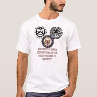 T-shirt Stupidité