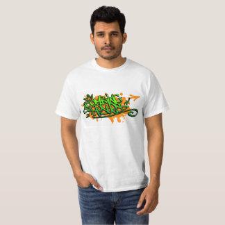 T-shirt Style de bombardement