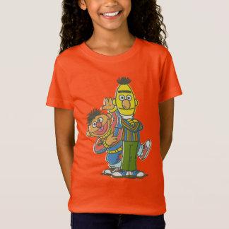 T-Shirt Style de classique de Bert et d'Ernie